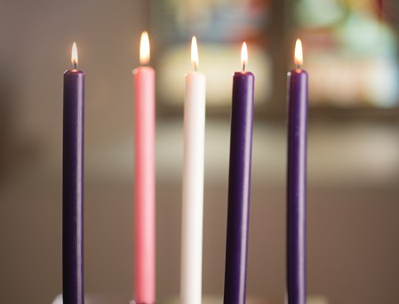 Advent Candle Set