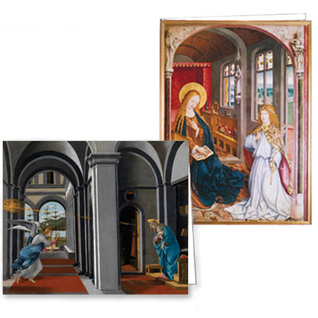 Annunciation Twin Pack