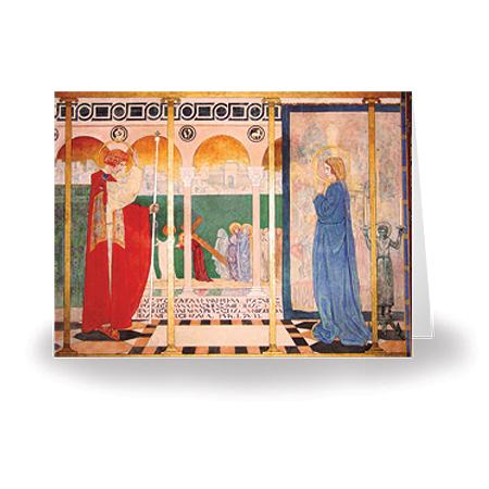Annunciation Mural