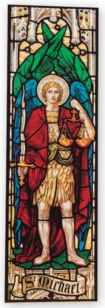 Archangel Michael, Angel Protector Window Transfer