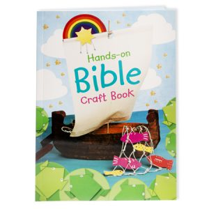 Hands-On Bible Crafts Book