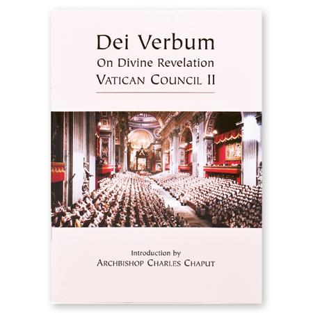 Vatican II: Dei Verbum - On Divine Revelation