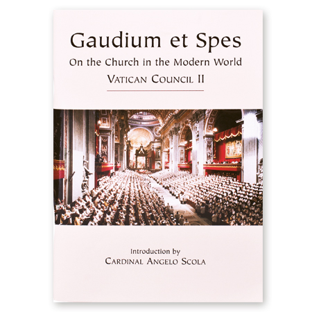Vatican II: Gaudium et Spes - On the Church in the Modern World