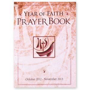 Year of Faith Prayer Book