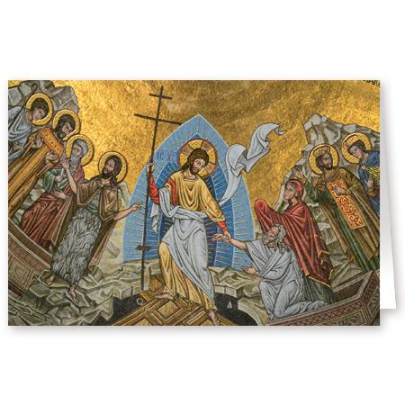 The Resurrection of Christ - from Lebanon