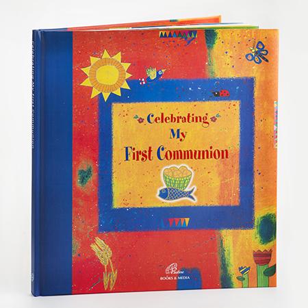 Celebrating My First Communion