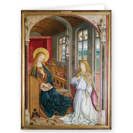 The Annunciation Master of Liesborn