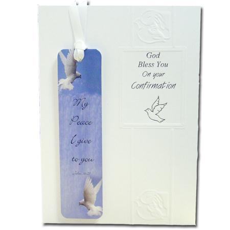 Sacraments card: Confirmation