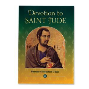 Devotion to St Jude Patron of Hopeless Cases