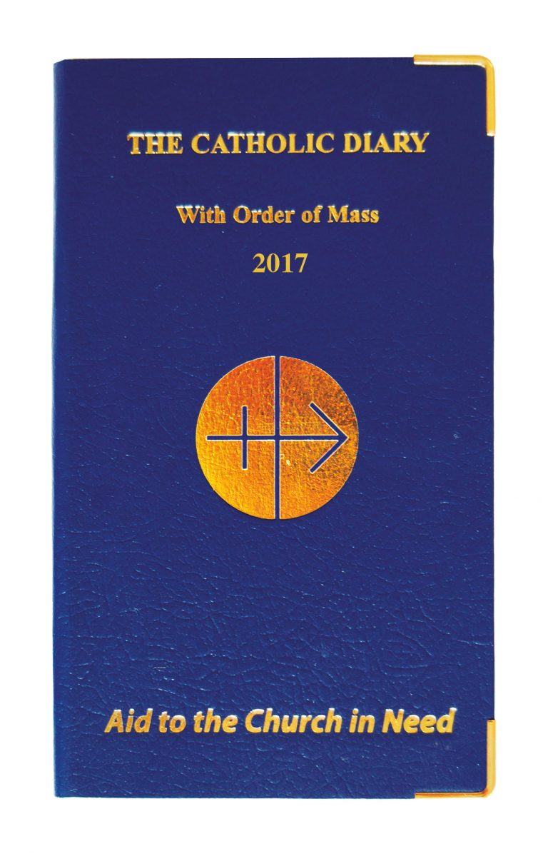 Catholic Diary 2017