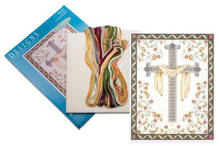 'His Cross' Sewing Kit
