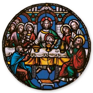 The Last Supper Window Transfer