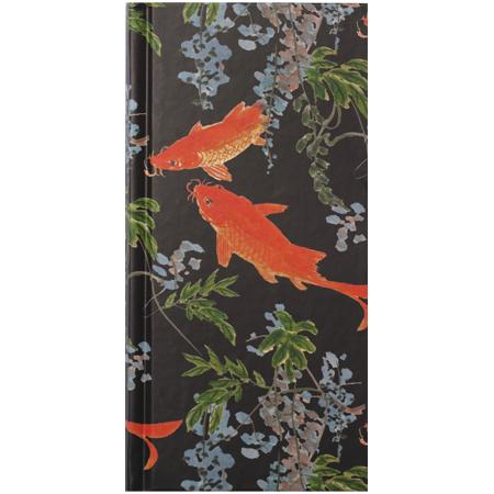 Bishop Han: Journal Fish design