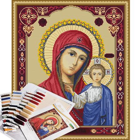 Icon Embroidery Kit