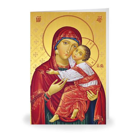 Icon Our Lady of Hodegetria