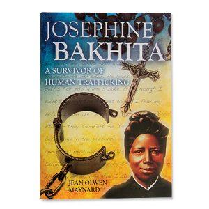 Josephine Bakhita A Survivor of Human Trafficking