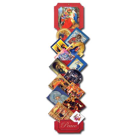 Kings Peace Card Holder