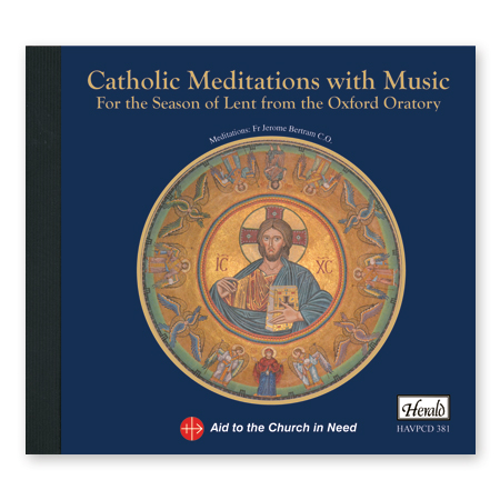 Catholic Meditations with Music - for the Season of Lent