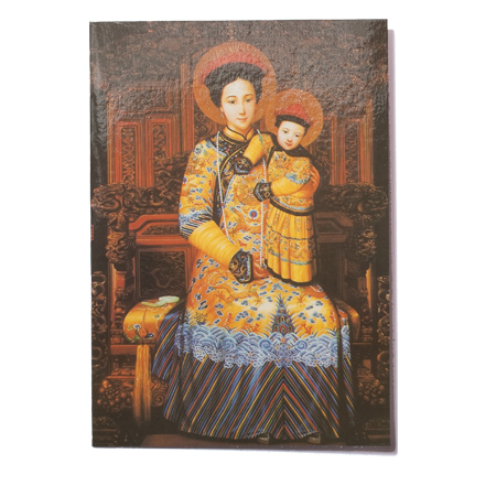 Our Lady of China notelets