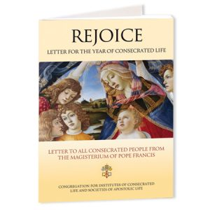 Rejoice Letter for the Year of Consecrated Life