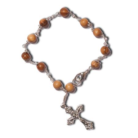 Holy Land: Rosary Bracelet