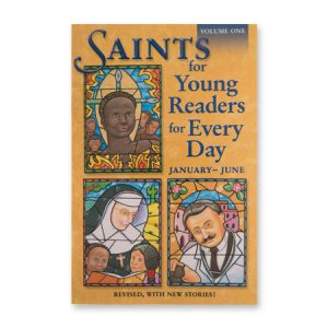 Saints for Young Readers for Every Day: January-June
