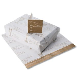 Sacraments gift wrap - First Holy Communion