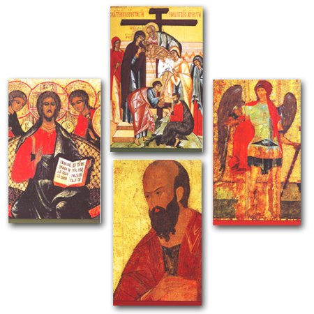 St Paul's Cards