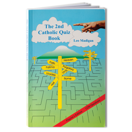 The 2nd Catholic Quiz Book
