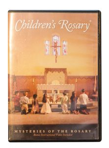 Children's Rosary Mysteries of the Rosary