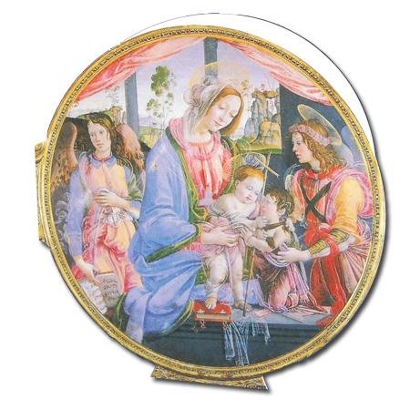 Virgin and Child - Lippi