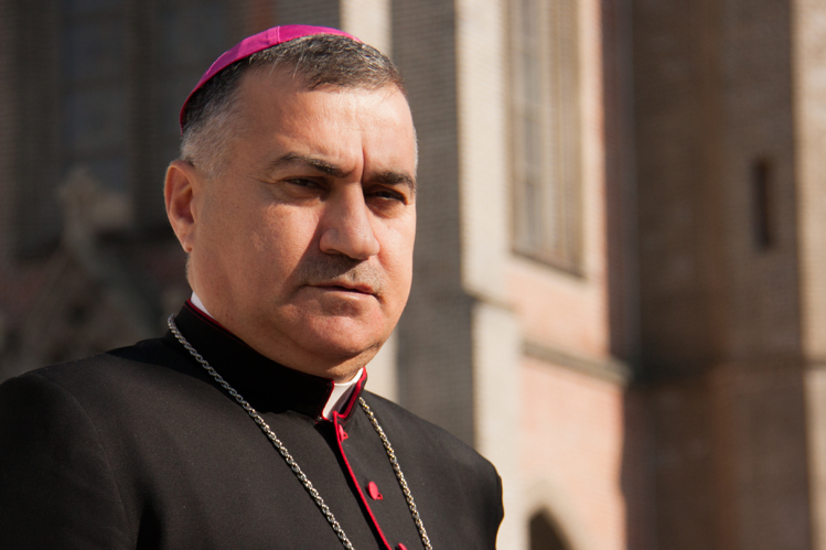 Archbishop Bashir Warda of Erbil, Iraq (© Aid to the Church in Need)