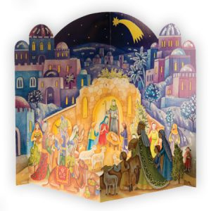 Joyous Nativity Advent Calendar