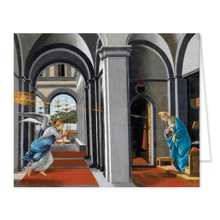 The Annunciation - Botticelli