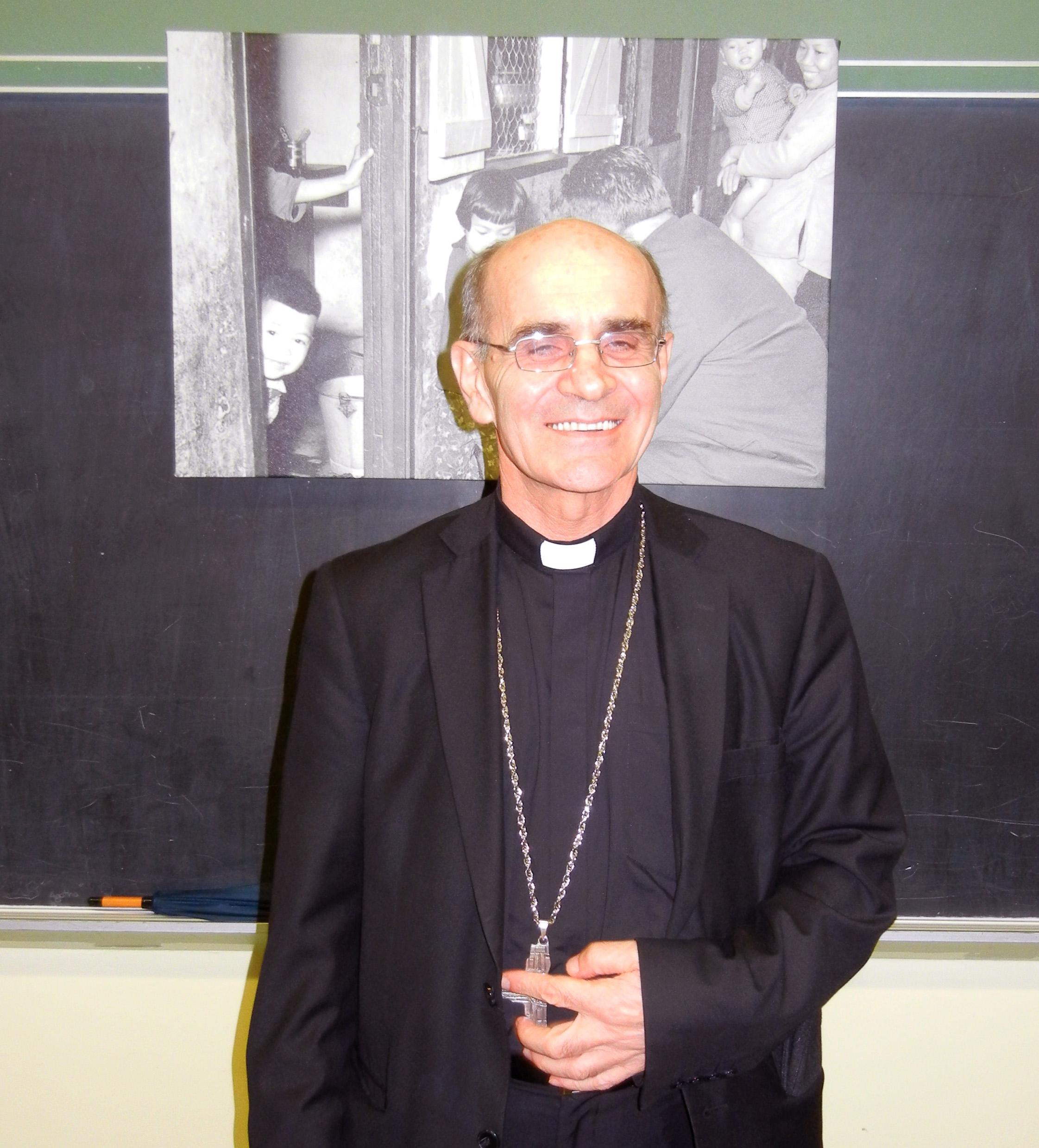 Bishop Elias Sleman