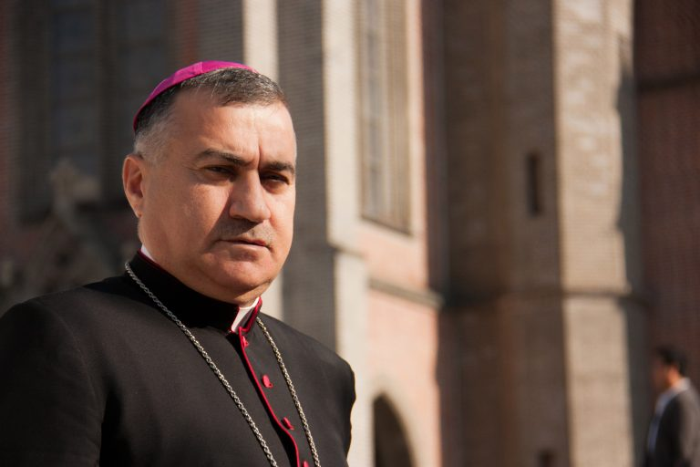Archbishop Bashar Warda of Erbil (© Aid to the Church in Need)