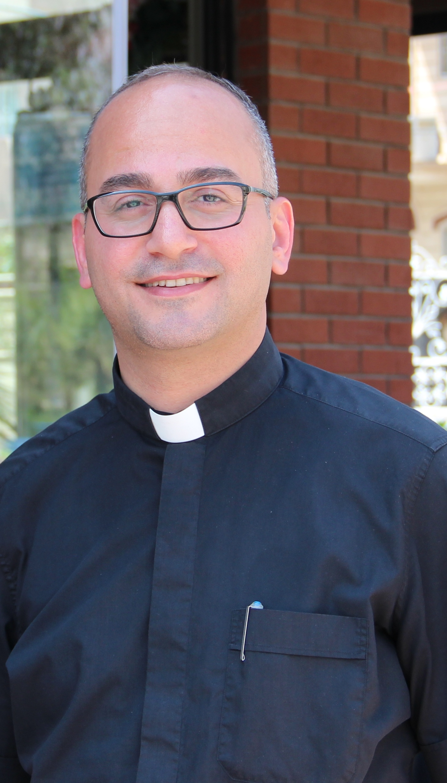 Fr Salar Kajo, Diocese of Alqosh, Iraq