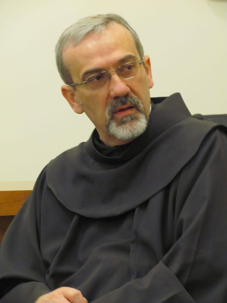 Archbishop Pizzaballa