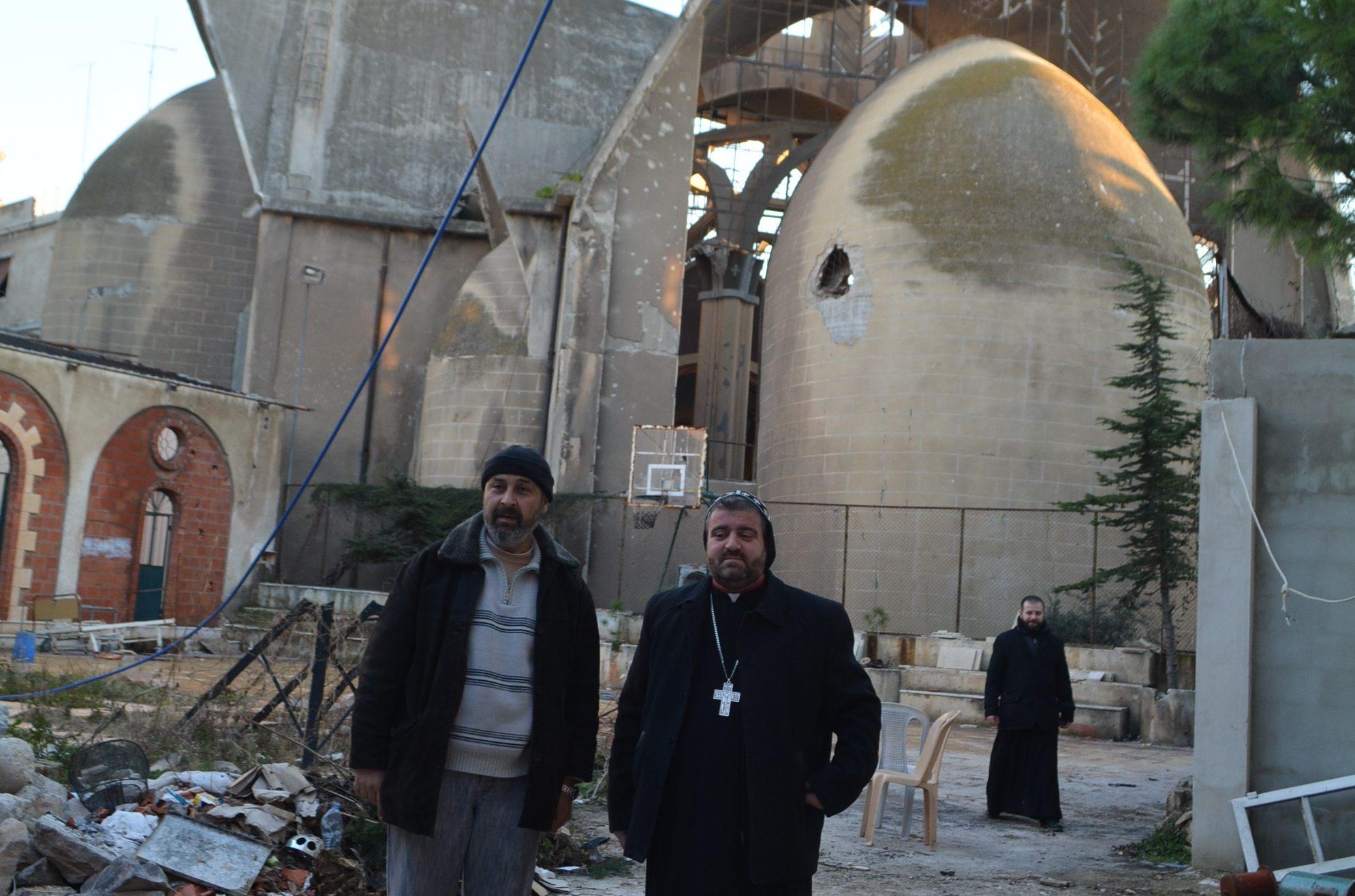 The Melkite Catholic Cathedral January 2016