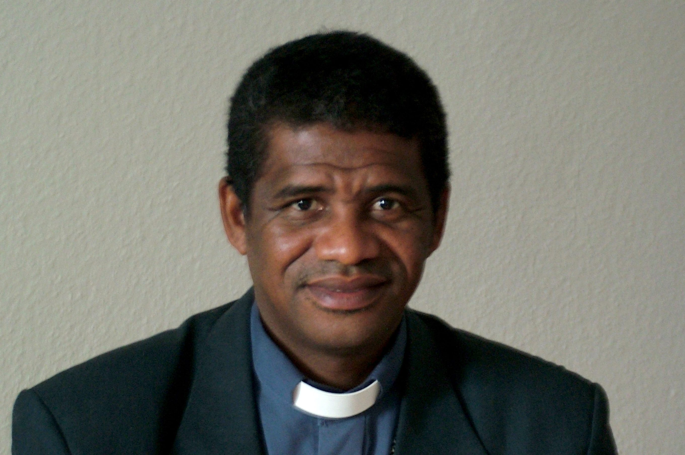 Cardinal-designate Désiré Tzarahazana of Toamasina, Madagascar (© Aid to the Church in Need)