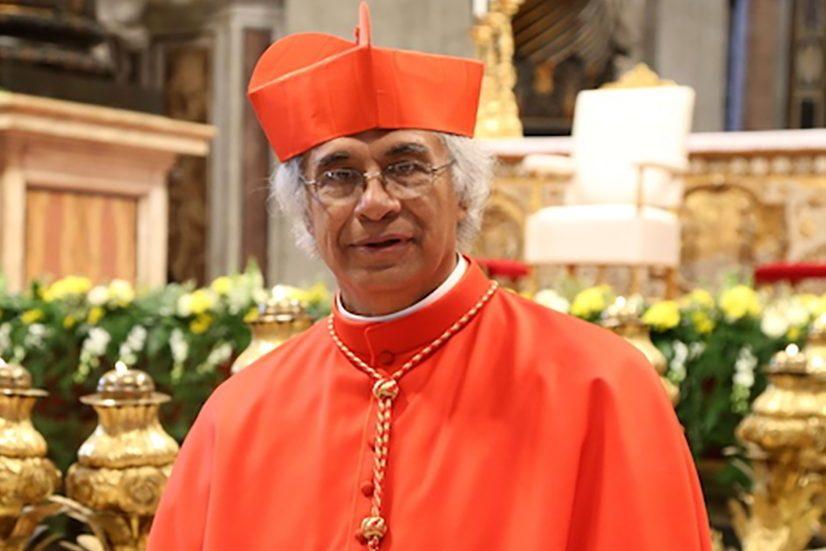 Cardinal Leopoldo José Brenes Solórzano, diocese of Managua in Nicaragua