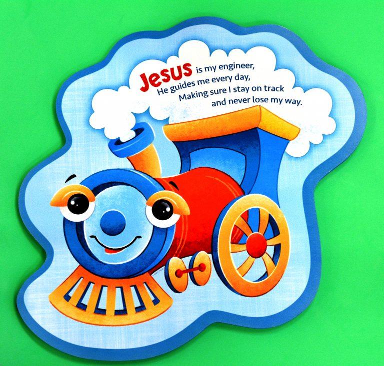 Jesus is my Engineer – Plaque Was £7.99 NOW £5.99