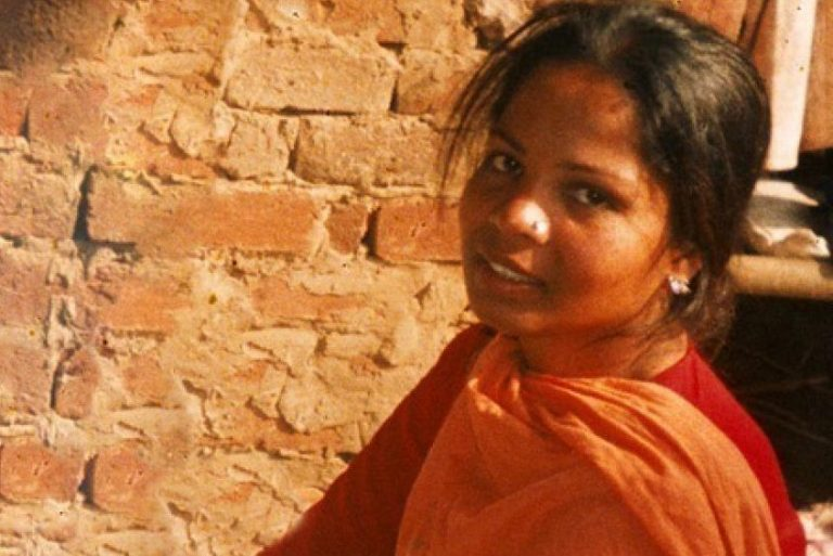 Asia Bibi (© British Pakistani Christian Association)
