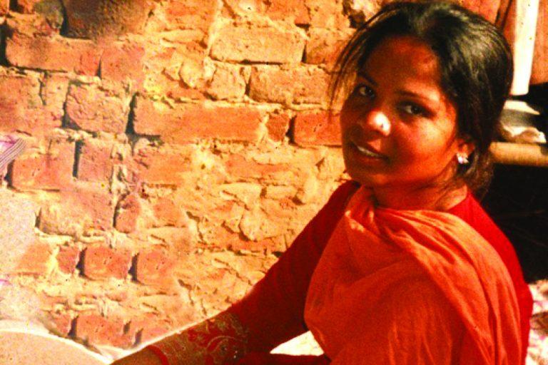 Asia Bibi (© Aid to the Church in Need)