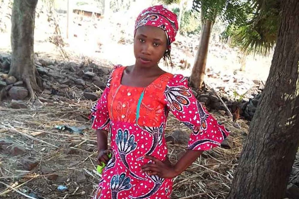 Leah Sharibu (© Aid to the Church in Need)
