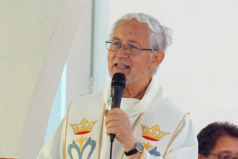 Father Sebastiano D'Ambra of the Pontifical Institute of Foreign Missions (© ACN)