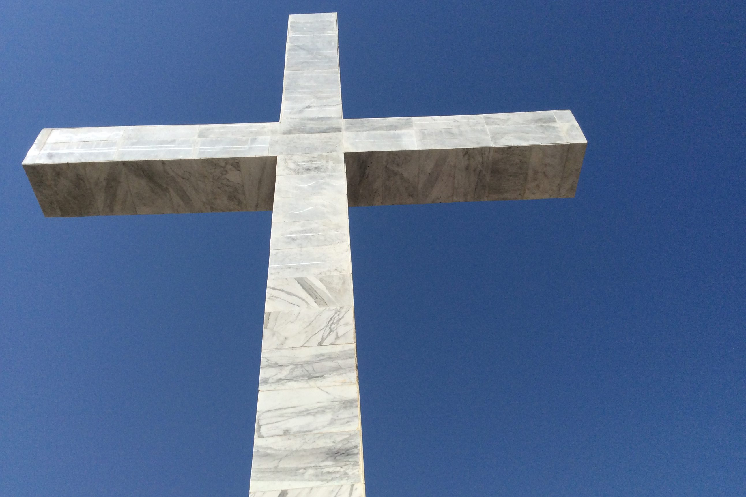 Cross in Maiduguri, Nigeria (© Aid to the Church in Need)