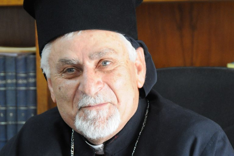 Archbishop Petros Mouche, Syriac Catholic Archbishop of Mosul (© Aid to the Church in Need)