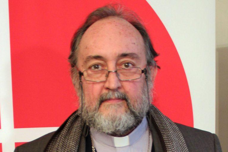 Bishop Juan José Aguirre Muñoz of Bangassou (© Aid to the Church in Need)