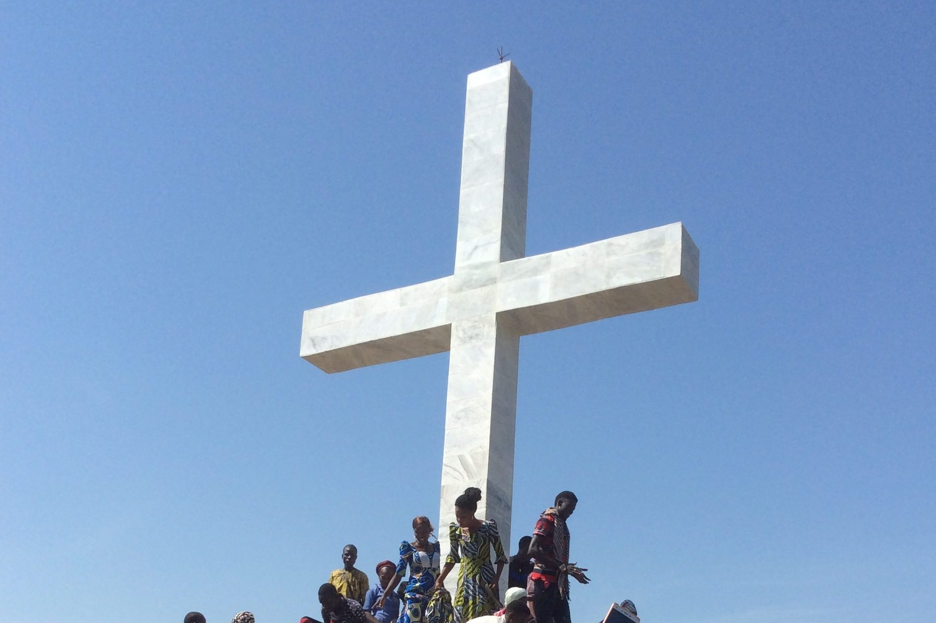 Christian's in Nigeria's Middle belt region.